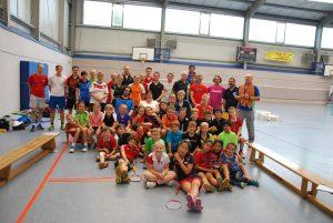 Trainer-Athleten Gruppenbild (Bild: Jürgen Nickel
