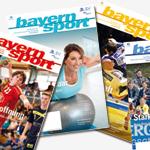 Veröffentlichung Bayernsport Ausgabe 08/2018